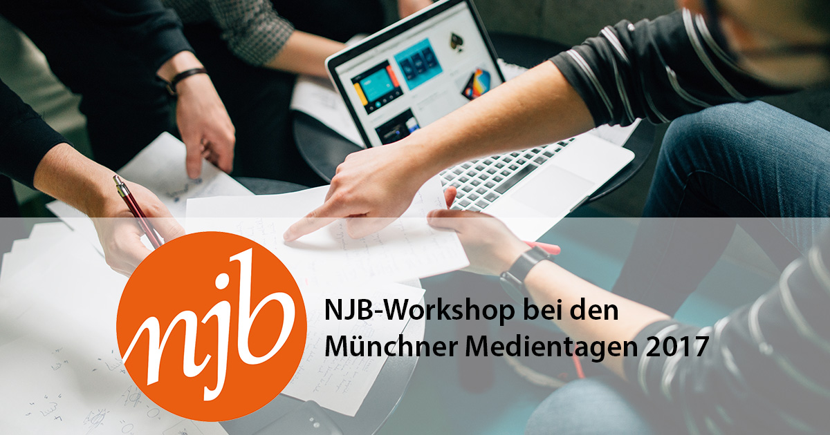 kostenloser Online-Journalismus-Workshop